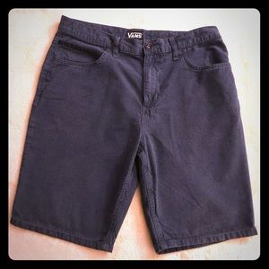 Vans Checkered Men's Shorts - Size 32